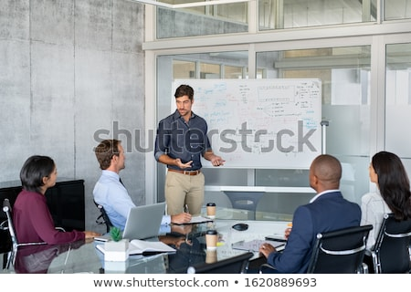 Strategic guidance Stock photo © Lightsource