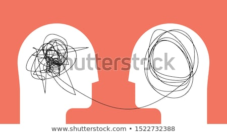Mental healthcare Stock photo © Lightsource