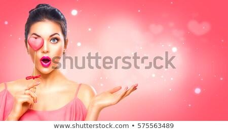 Lovely model Stock photo © pressmaster