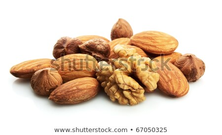 Spilled mixed nuts Stock photo © Kirill_M