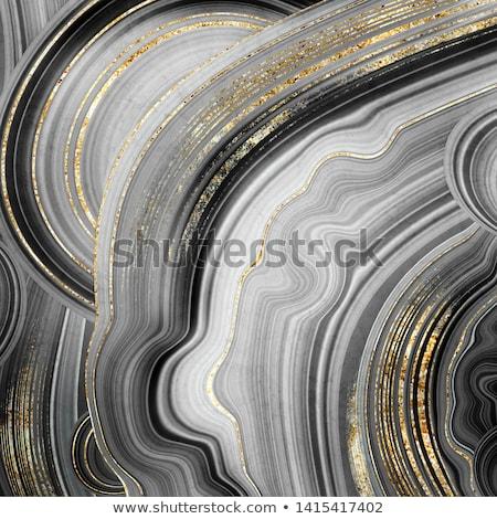 Pormenor mineral ágata textura abstrato natureza Foto stock © jonnysek
