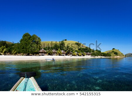 Seraya Island, Indonesia Stock photo © kubais