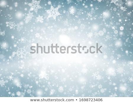 Рождества фары сезонный обои с Новым годом фоны Сток-фото © DavidArts