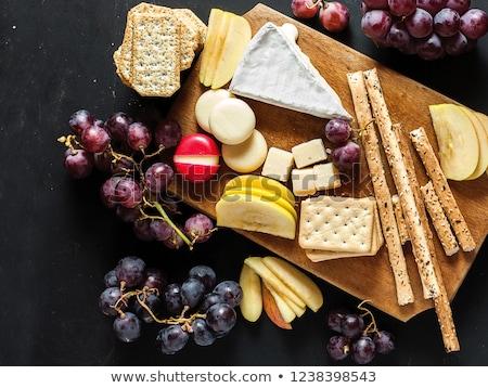 Delicate cheeses Stock photo © Digifoodstock