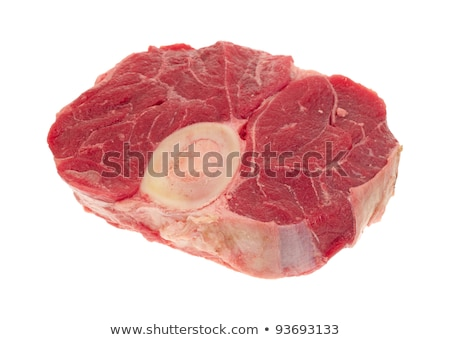 Steak Beef Shank Stock photo © zhekos