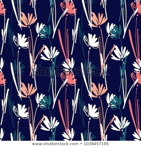 Spring Seed Pattern Stock photo © Soleil