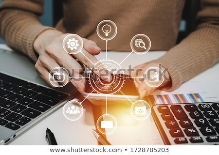 Internet Communication Stock photo © Lightsource