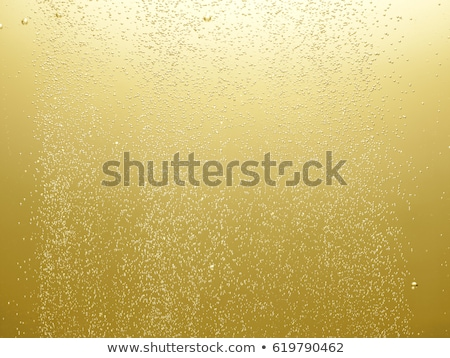 Champagne bubbels glas partij Stockfoto © shyshka