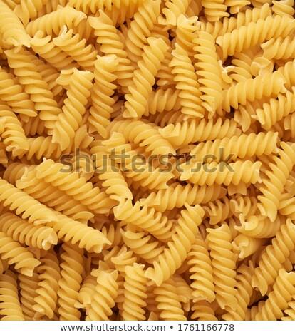 Bunch of Fusilli Stock photo © ca2hill