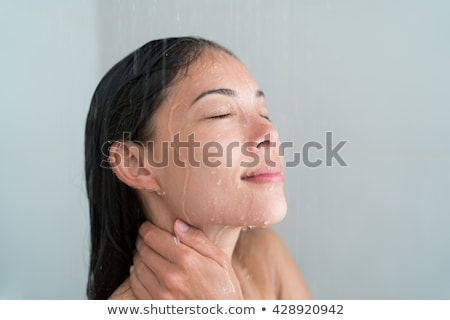Soothing Shower Relaxation Stock photo © Kakigori