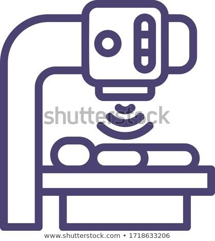 linéaire · hôpital · médicaux · santé · suivre · médecine - photo stock © nav