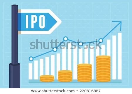 stock market launch stock photo © lightsource