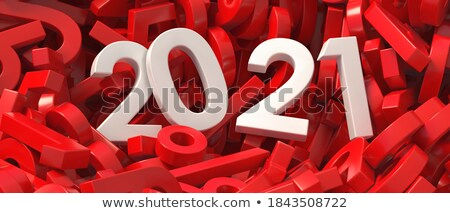 stack of numbers stock photo © make