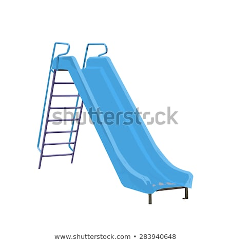 Children's slide Stock photo © smuki