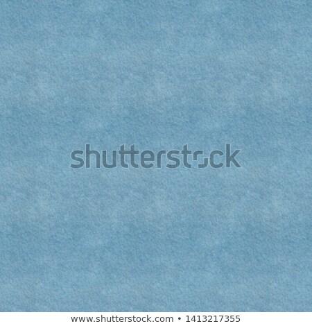 Blue Microfiber. Seamless Texture. Stock photo © tashatuvango