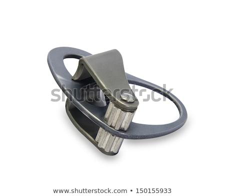 Reverso. Multipurpose belay device Stock photo © BSANI