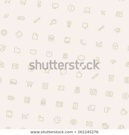 universal · icoane · web · set · detaliat · icoane - imagine de stoc © voysla