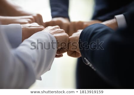 take contribution gesture hand business concept Stock photo © studiostoks