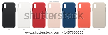 Mobile phone case Stock photo © restyler