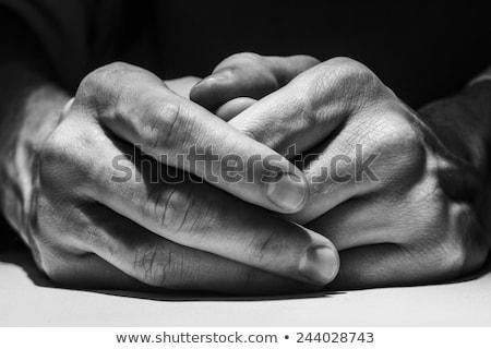 クローズアップ 手 腕 白 皮膚 指 ストックフォト © wavebreak_media