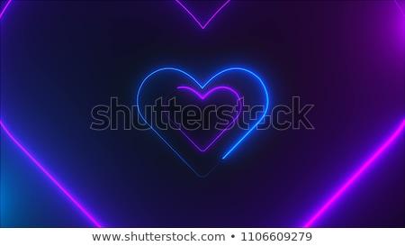 кадр · многие · сердцах · Валентин · белый · различный - Сток-фото © nurrka