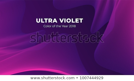 Violet 3d abstraction background stock photo © FransysMaslo
