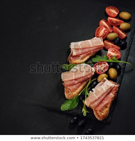 pembe · domates · yalıtılmış · beyaz · üst · görmek - stok fotoğraf © zhekos