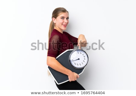 Weighing machine Stock photo © zzve