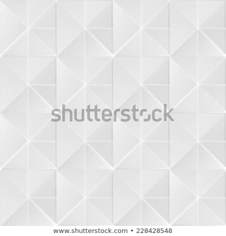Grayscale triangular background Stock photo © VolsKinvols