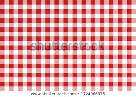 Mantel textiles pizarra textura diseno cocina Foto stock © marylooo