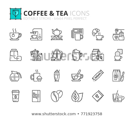 tea and coffee infuser stock photo © rob_stark