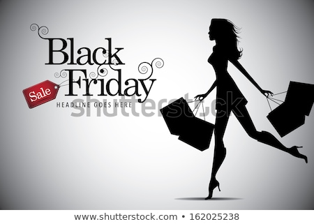 Action de grâces jour vente eps 10 titre Photo stock © beholdereye