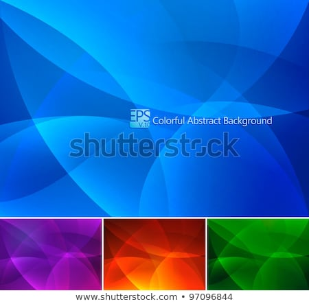 Four color abstract backgrounds stock photo © fresh_5265954