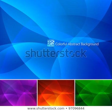 quatro · abstrato · fundos · branco · vetor · arte - foto stock © fresh_5265954