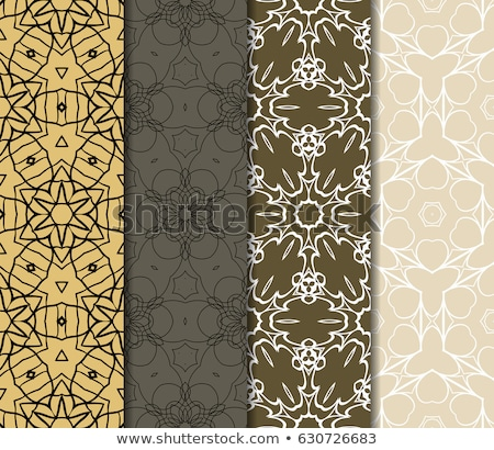 embroidery trendy floral seamless pattern flowers ornament endless background texture vector illu stock photo © lucia_fox