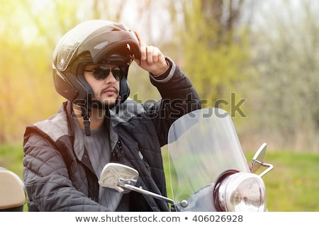 クルーザー · オートバイ · クリップアート · 画像 · スポーツ · 自転車 - ストックフォト © cteconsulting