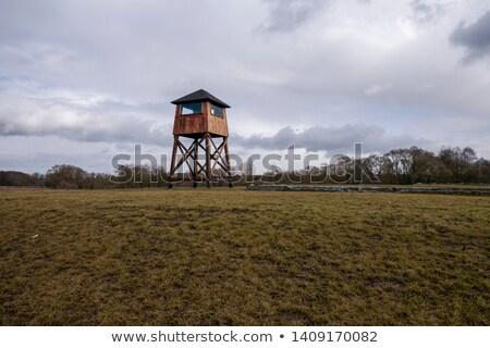 Torre forte velho san juan Porto Rico ponto de referência Foto stock © eh-point