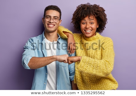 How to Have Happy Relationships, Male and Female Stock photo © robuart