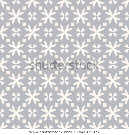 Semplice senza soluzione di continuità disegno geometrico griglia ripetibile Foto d'archivio © ExpressVectors