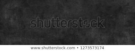 Karanlık taş duvar doku duvar soyut arka plan Stok fotoğraf © karandaev