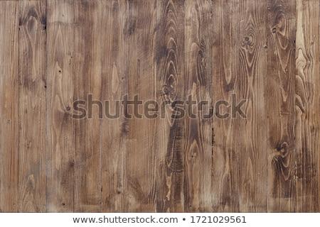Grunge damar ahşap panel doku Stok fotoğraf © tiero