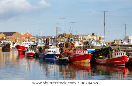 howth harbour stock photo © igabriela
