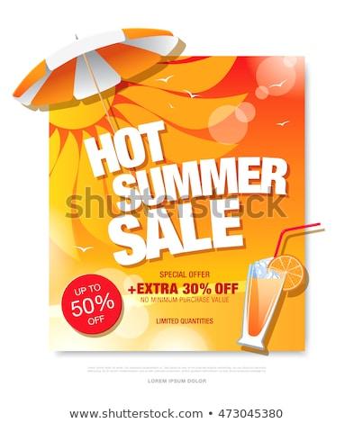 продажи · концепция · весны · аннотация · дизайна · фон - Сток-фото © viva