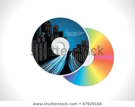 futuristische · nacht · stadsgezicht · vector · illustratie · stad - stockfoto © pathakdesigner