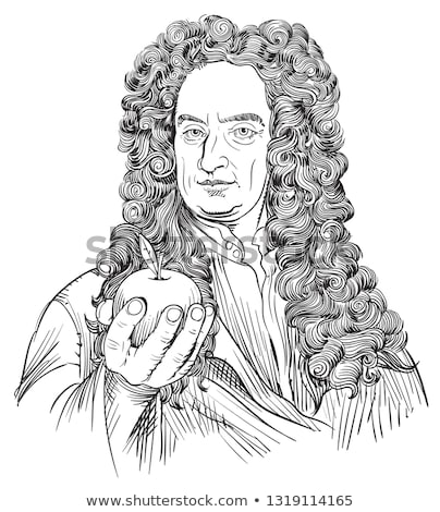 Isaac Newton Stock photo © pcanzo