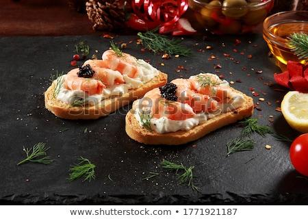 kırmızı · biber · biber · mavi · taze · gıda · doğa - stok fotoğraf © phbcz