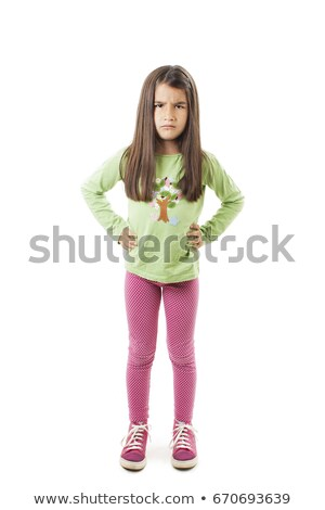 A moody little girl Stock photo © photography33