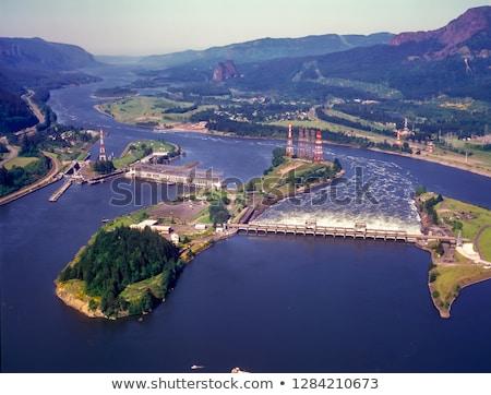 Сток-фото: реке · технологий · энергии · архитектура · власти