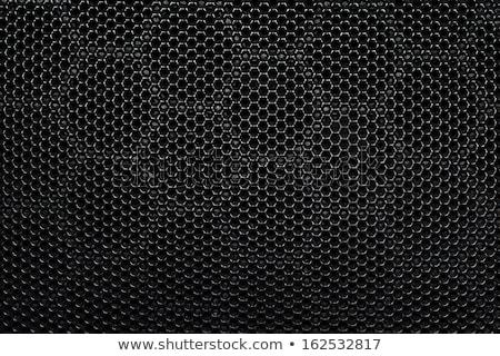 grilled speaker detail Stock photo © prill