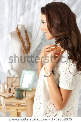 若い女性 · 小さな · ブロンド · 女性 · ヘルプ - ストックフォト © Pasiphae
